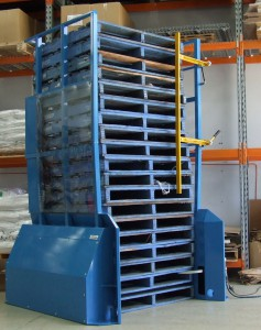 Pallet Dispenser Accumulator