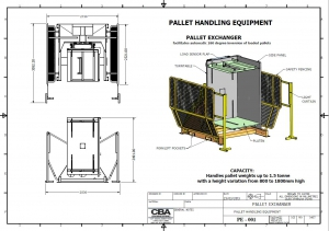 pallet-exchanger-blueprint